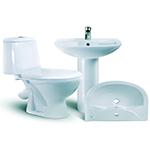 Сантехника: душевые кабины, ванны, смесители, мойки, инсталляции, поддоны, сифоны