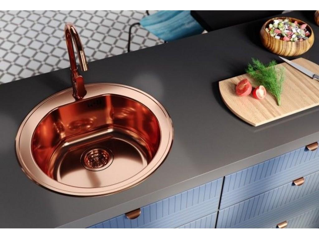 Кухонные мойки Monarch Сollection от Alveus - истинное выражение вкуса