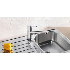 Кухонный смеситель Blanco Tivo - современный дизайн и множество опций