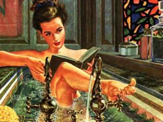 Чугунная ванна – классика вне времени