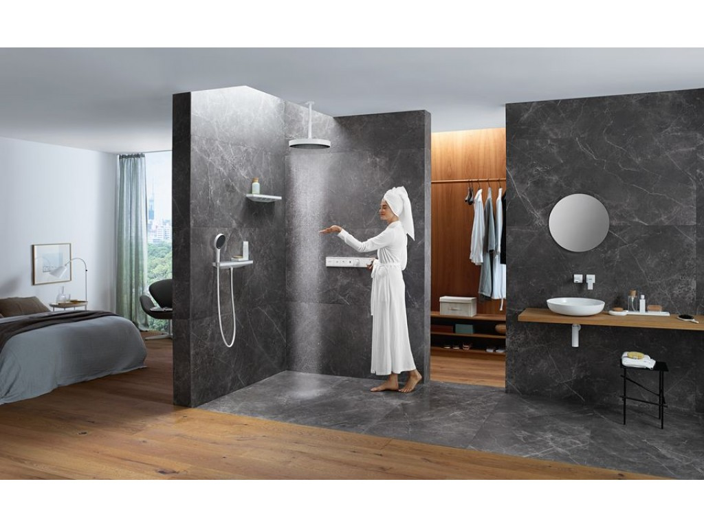 Hansgrohe Rainfinity – душ для души и тела