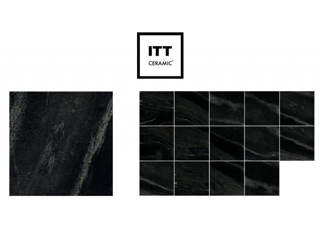 Керамогранит под мрамор коллекции Artic испанской фабрики ITT Ceramic