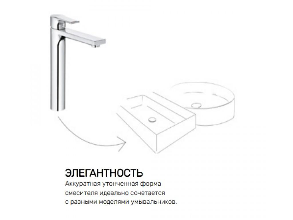 Смесители для ванной комнаты Kludi Zenta SL - красота геометрической формы