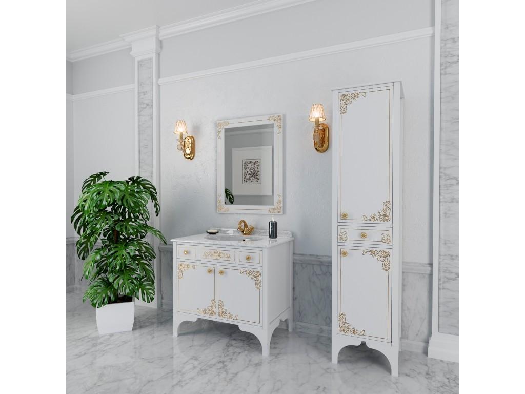 Мебель для ванной комнаты серии Люкс от Marsan