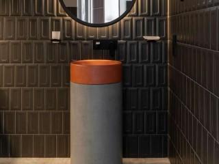 Раковины из бетона от мастерской OdudLab, Украина