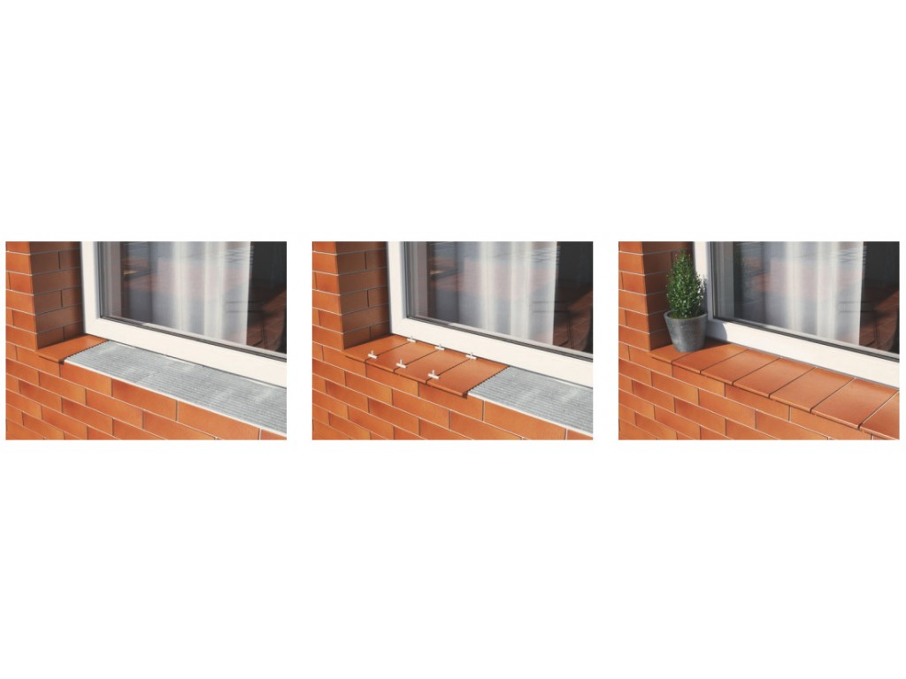 Opoczno Clinker – новая коллекция клинкерной плитки Loft
