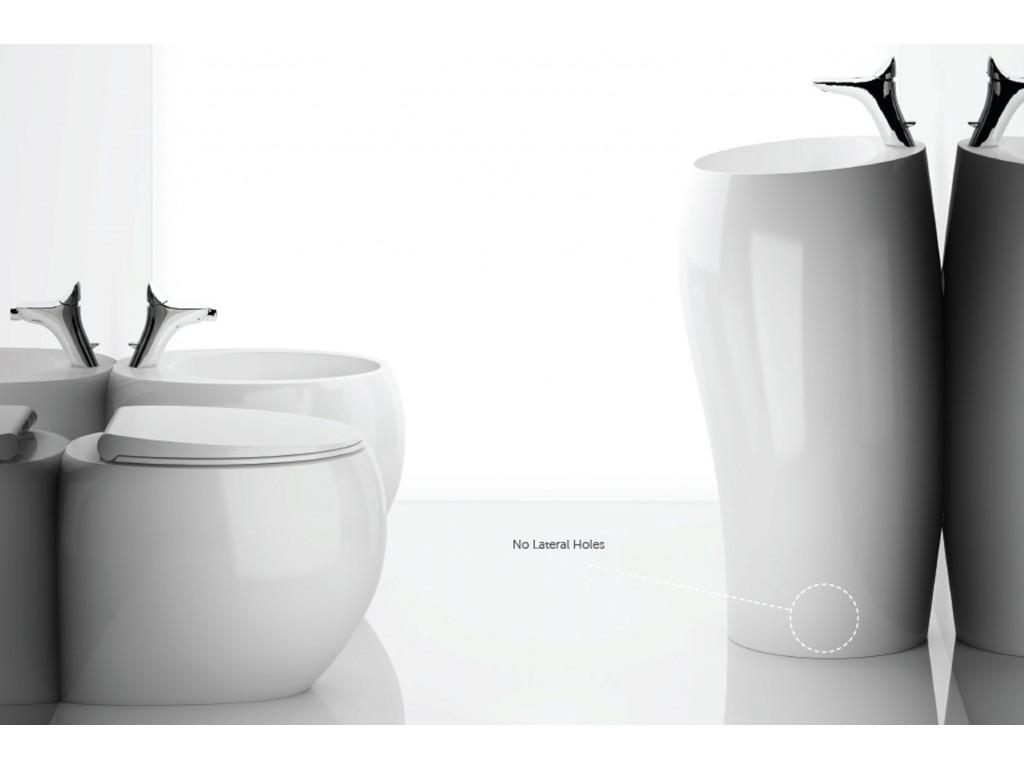 Новая коллекция сантехники RAK-Cloud от RAK Ceramics, ОАЭ