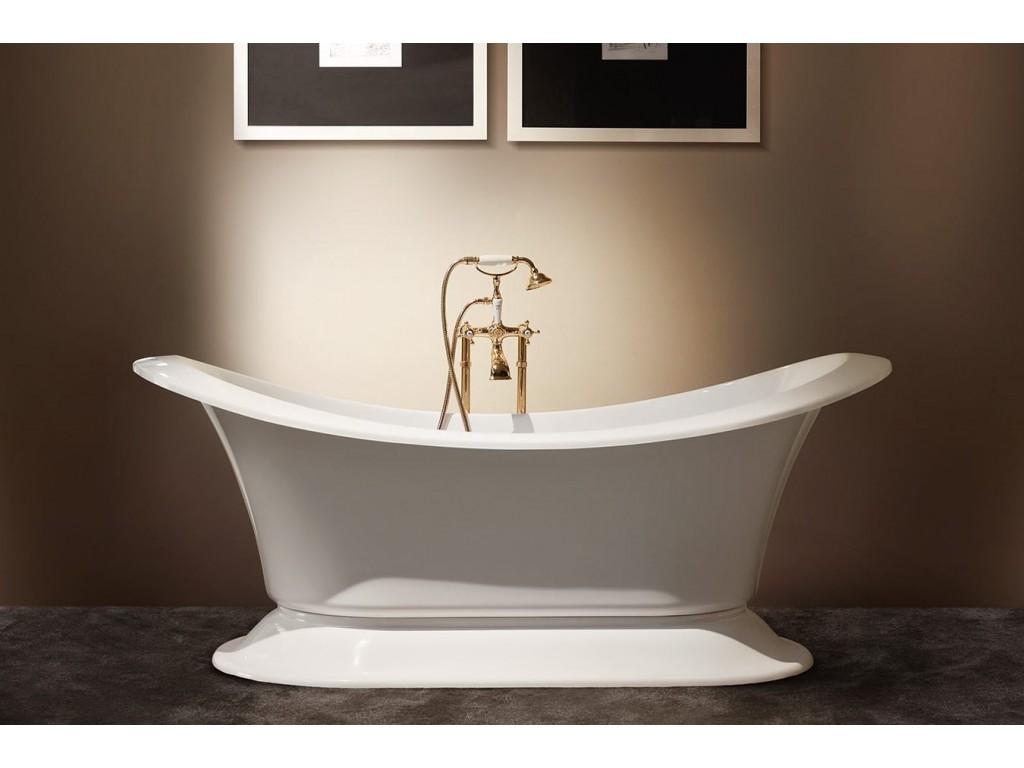 Элитные акриловые ванны Treesse, Италия — настоящее украшение ванной комнаты