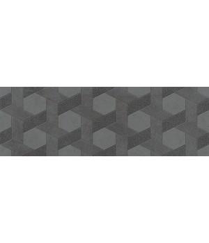 Kерамическая плитка Cicogres Habitat Grafito Agora 30x90