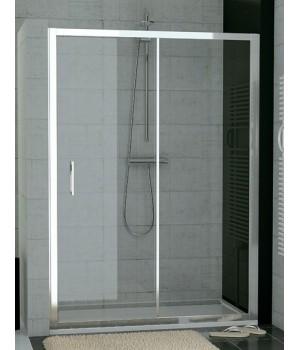 Душевые двери Valea VAL212000460 1200x1900,бел/прозр стекло