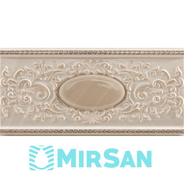 Kерамическая плитка Ceracasa Absolute CENEFA SAND/VISON 1 12х25