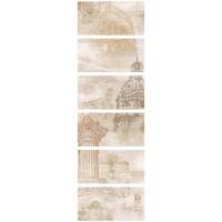 Kерамическая плитка Golden Tile Savoy Декор Coliseum 300х600