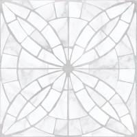 Kерамическая плитка Golden Tile Mosaic Пол Flower 300х300