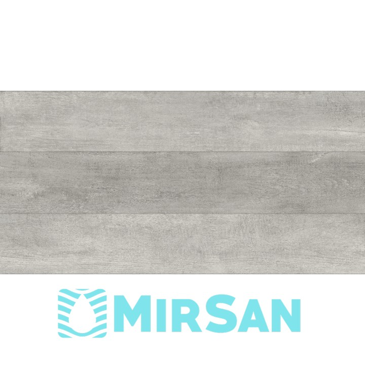 Kерамическая плитка Golden Tile Abba Стена Wood серый 300х600