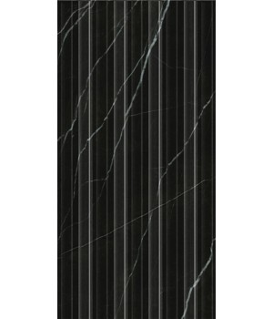 Kерамическая плитка Golden Tile Absolute Стена Modern черный 300х600