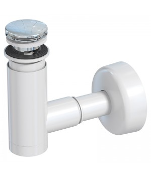 Сифон для раковины EasyClean телескопический