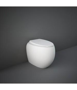 Унитаз напольный CLOWC1346500A RAK Cloud, белый матовый