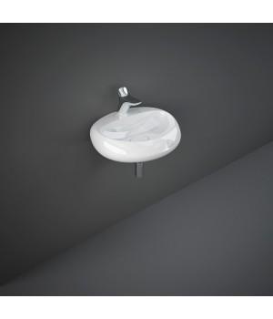 Раковина подвесная CLOWB5501AWHA RAK Cloud, белый глянец