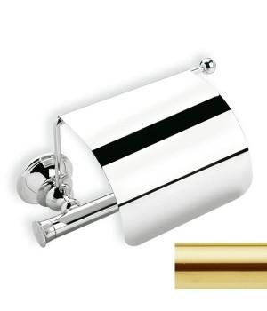 Бумагодержатель закрытый StilHaus Smart SM 11C.16 золото