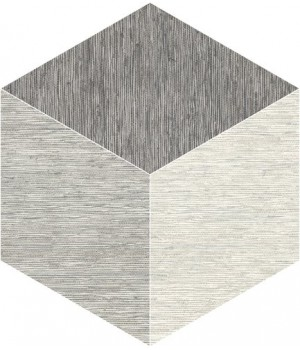 Kерамическая плитка APE Bali HEXAGON DIAMOND 369×320×9