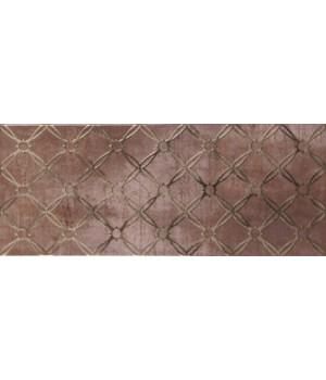 Kерамическая плитка Argenta Zeppelin Melville Bronze декор 500×200