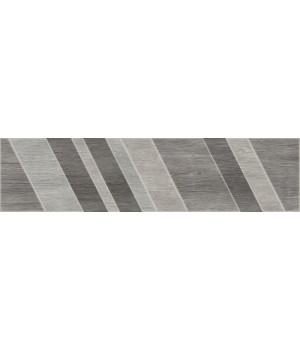 Kерамическая плитка Argenta Powder DECOR WOOD COLD 900x225