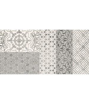 Kерамическая плитка Argenta Light Stone Cold декор 500×250