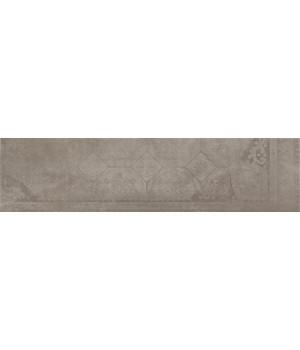 Kерамическая плитка Argenta Indore Taupe декор 900×225