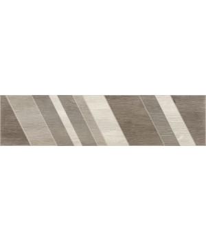 Kерамическая плитка Argenta Powder DECOR WOOD WARM 900x225