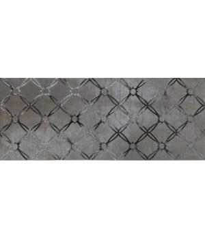 Kерамическая плитка Argenta Zeppelin Melville Grey декор 500×200