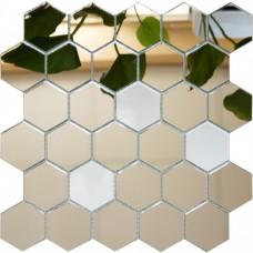 Декоративная мозаика Bareks ZOB-60 304x304 cтекло