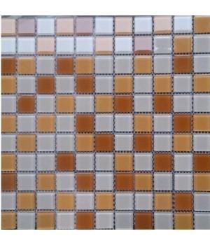 Декоративная мозаика Bareks CMmix01R 300x300 cтекло