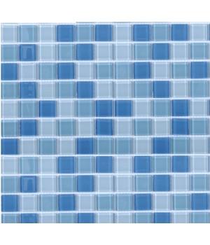 Декоративная мозаика Bareks CMmix02R 300x300 cтекло