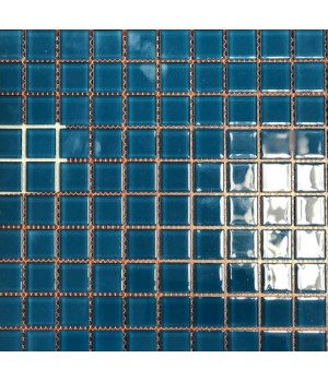 Декоративная мозаика Bareks B20R 300x300 cтекло