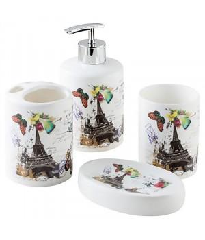 Набор для ванной комнаты Paris Bisk