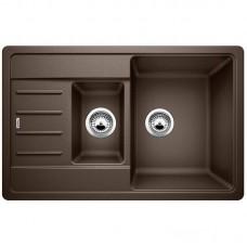 Каменная кухонная мойка Blanco LEGRA 6 S Compact Кофе (521307)
