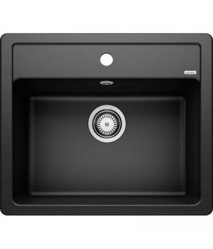 Каменная кухонная мойка Blanco LEGRA 6 Черный (526084)