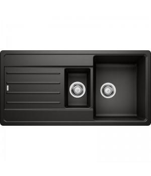 Каменная кухонная мойка Blanco LEGRA 6 S Черный (526086)