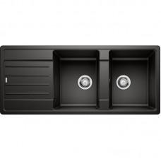 Каменная кухонная мойка Blanco LEGRA 8 S Черный (526088)