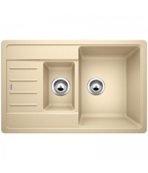 Каменная кухонная мойка Blanco LEGRA 6 S Compact Шампань (521306)