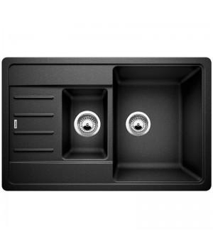 Каменная кухонная мойка Blanco LEGRA 6 S Compact Антрацит (521302)
