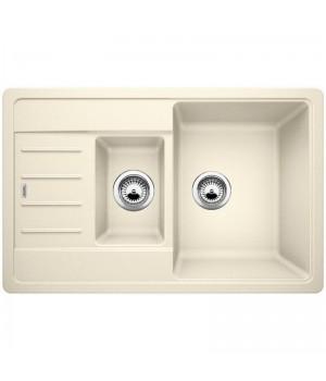 Каменная кухонная мойка Blanco LEGRA 6 S Compact Жасмин (521305)