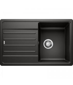 Каменная кухонная мойка Blanco LEGRA 45 S Черный (526083)
