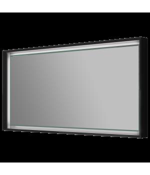 Дзеркальна панель Torino - 120 чорний Botticelli