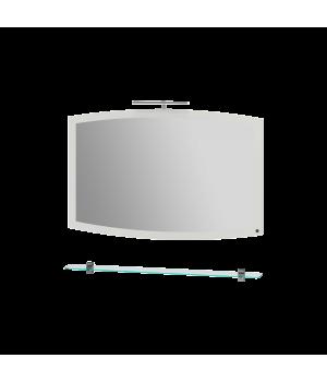 Дзеркало Sorizo-105 білий Botticelli