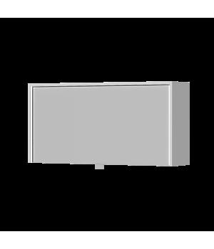 Дзеркальна шафа Rimini UMC-100 білий Botticelli