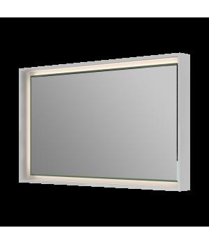 Дзеркальна панель Torino - 100 білий Botticelli