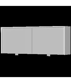 Дзеркальна шафа Rimini UMC-130 білий Botticelli