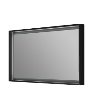 Дзеркальна панель Torino - 100 чорний Botticelli