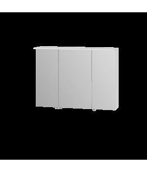 Дзеркальна шафа SEQUETTO -100 білий Botticelli